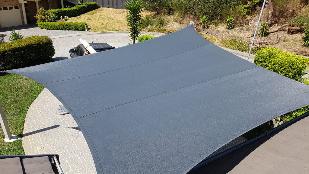 Carport Shade Sails
